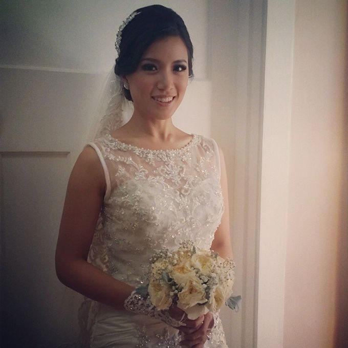 Bridal Makeup by Elly Liana Makeup Artist - 024