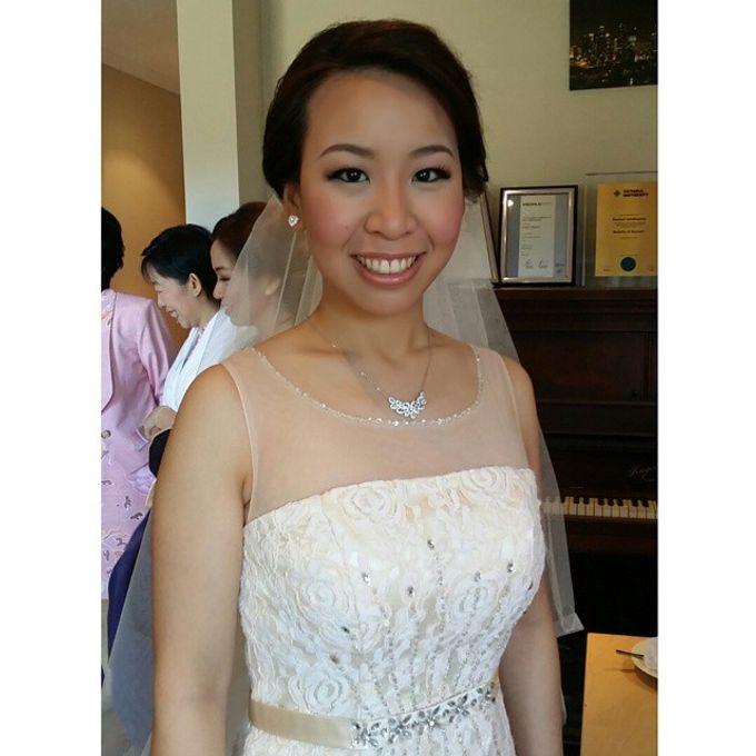 Bridal Makeup by Elly Liana Makeup Artist - 022