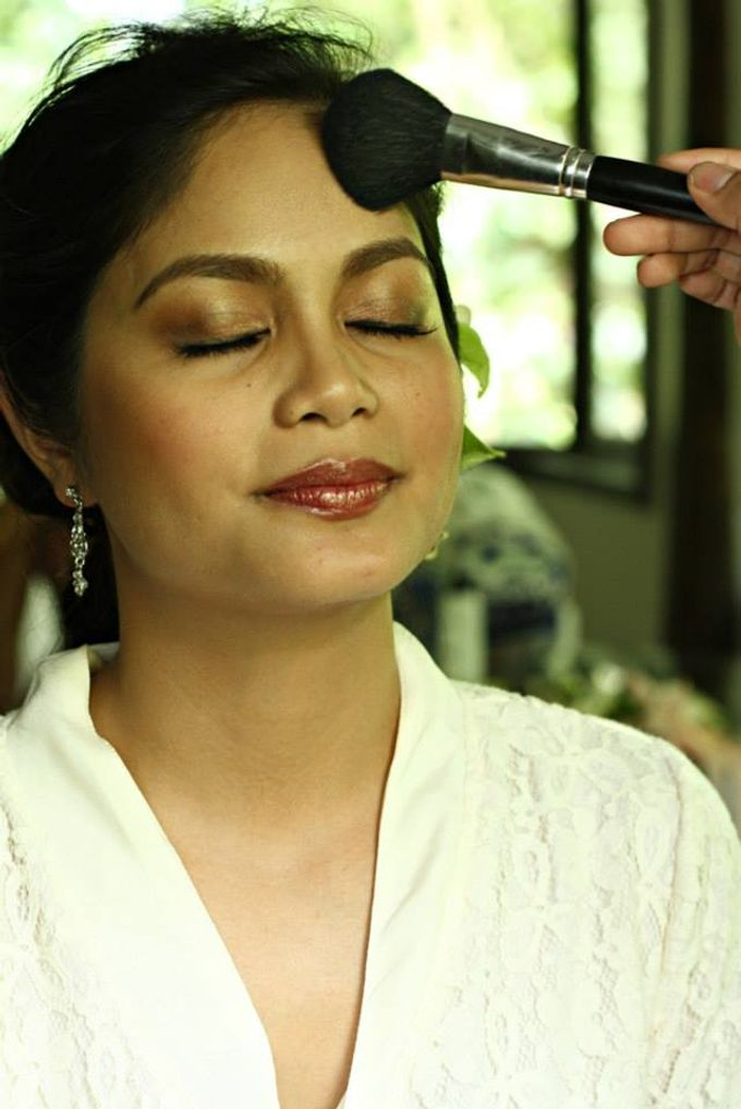 Denise and Rod by Melody Tinoy Makeup Artist - 003