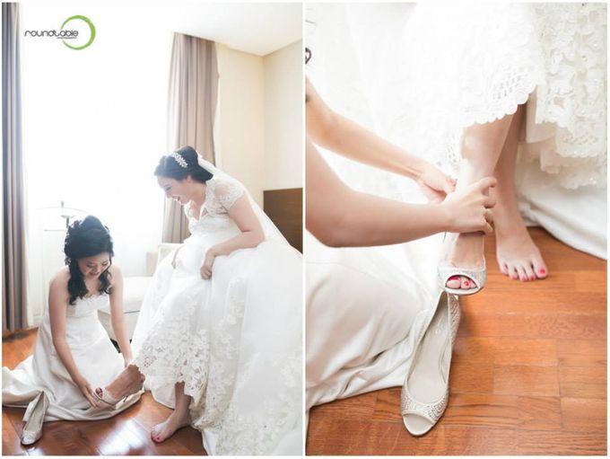 Hadi & Eveline Wedding by Adel's House of card - 034