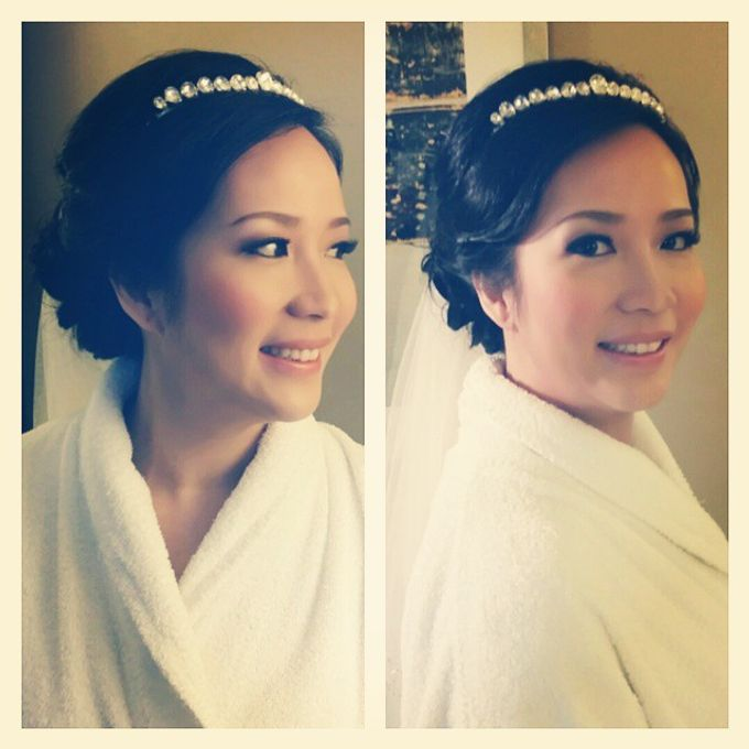 Bridal Makeup by Elly Liana Makeup Artist - 021