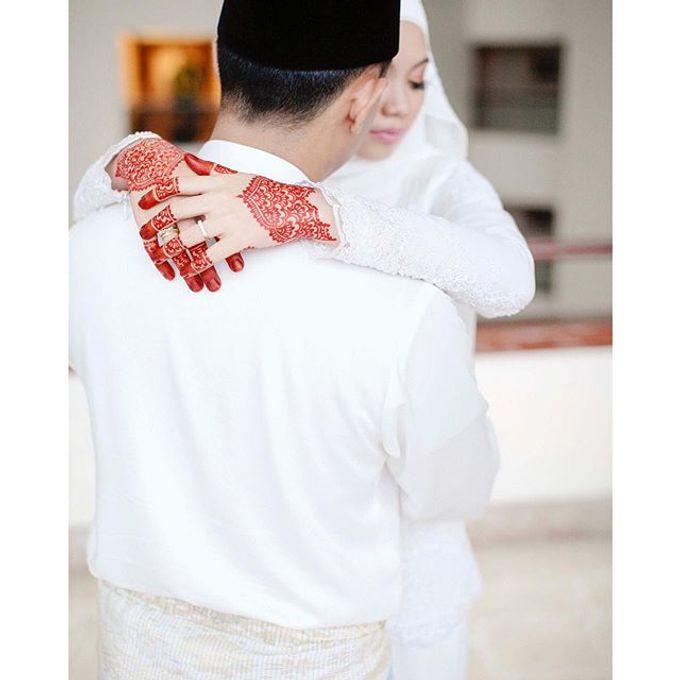 Rudya & Hafiz Wedding Ceremony by imagebyyuzairi.yusof - 006