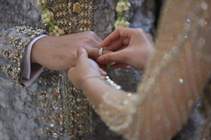 Puri & Lita by One Heart Wedding - 011