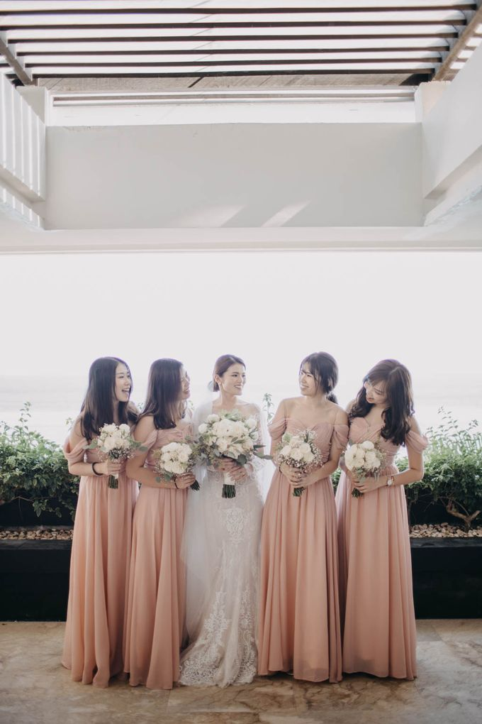 The Wedding of Adrian & Huiling by Bali Yes Florist - 005
