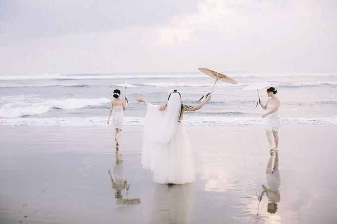 Catch Your Dreams Boho Wedding by Hari Indah Wedding Planning & Design - 026