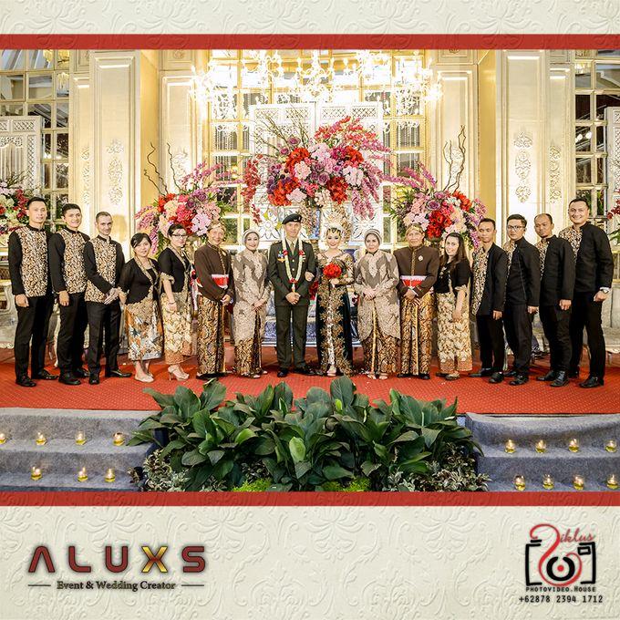 Adat Jawa & Prosesi Pedang Pora by Alux's Event & Wedding Creator - 019