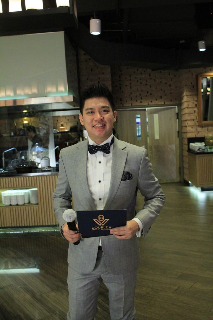 Entertainment Wedding Intimate Double Tree Jakarta - Double V entertainment by Anthony Stevven - 016