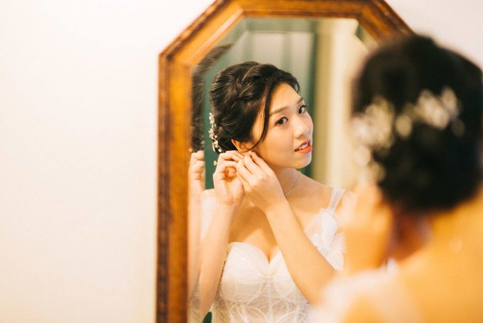 Beautiful Bride by Mari Marry Makeup Artist & Hairstylist - 004