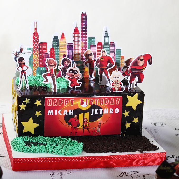 Birthday Cake Part 2 by Libra Cake - 007