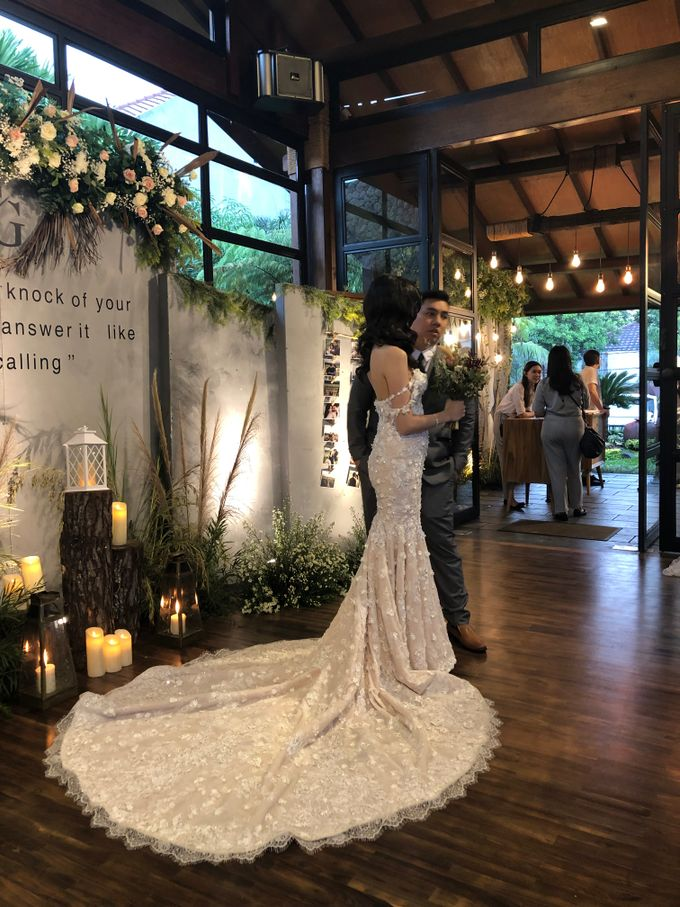 Tata and Grace wedding by Florencia Augustine - 004