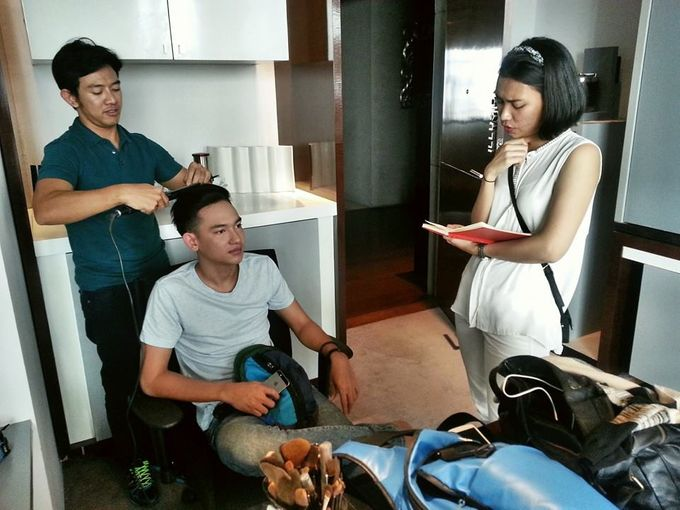 BEHIND THE SCENE 2 by Dendy Oktariady Make Up Artist - 030