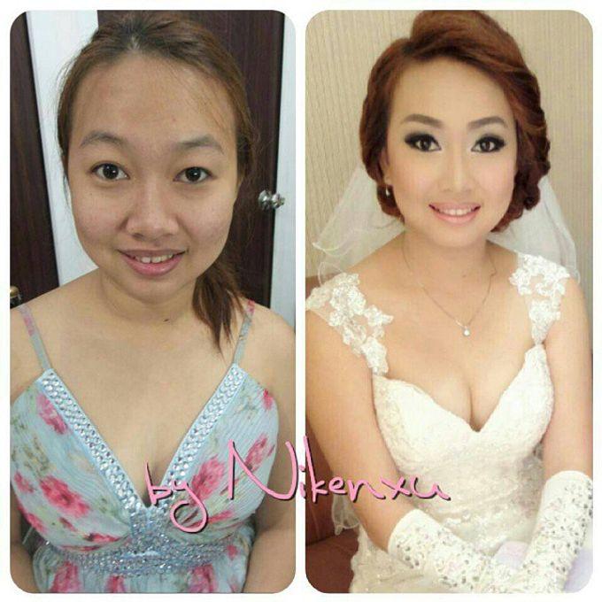 Niken Xu Makeup Artist 2 by Niken Xu Makeup Artist - 014