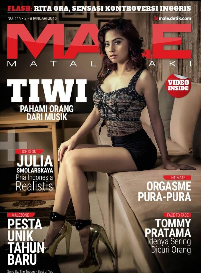 Cover Magazine - Make Up Portfolio by Dendy Oktariady Make Up Artist - 014