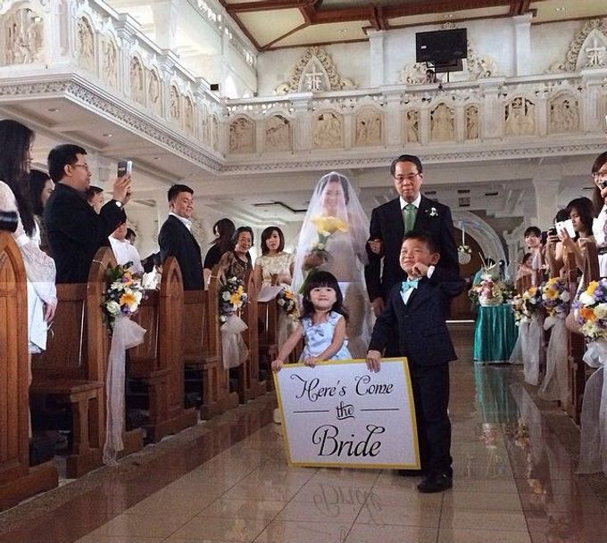 Hendra and Shirley Wedding by Magnifica Organizer - 002