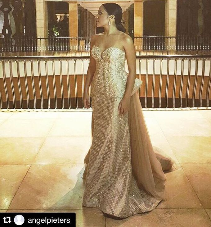 As Seen on our Gorgeous Customers by LAMIIK BRIDAL - 004