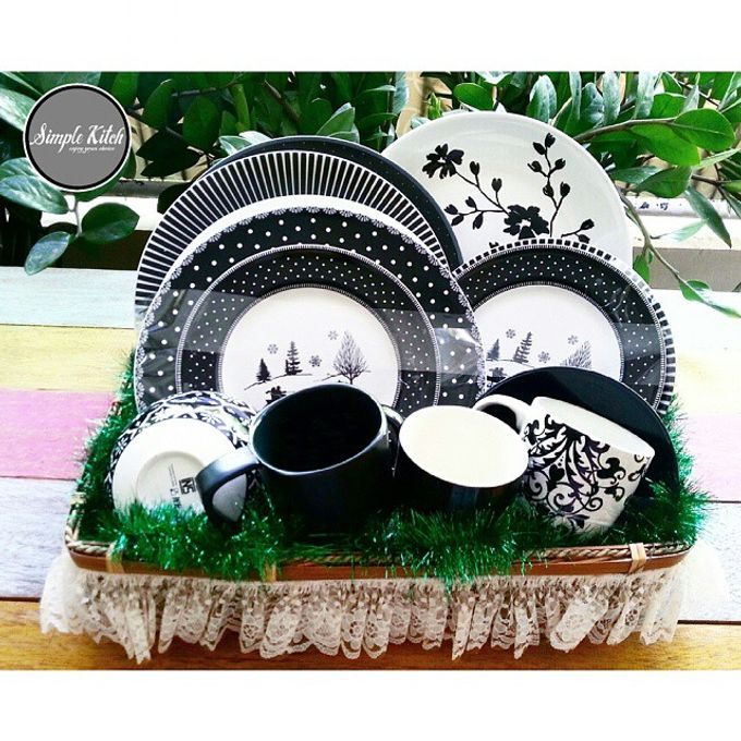 Ceramic Wedding Gift by Simple Kitch - 012