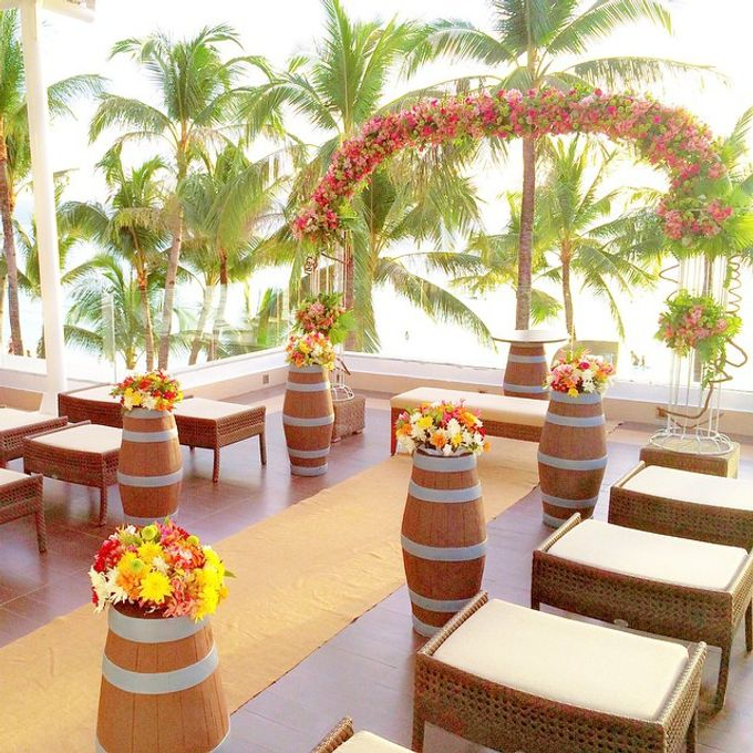 Wedding at the Roof Deck by The District Boracay - 004