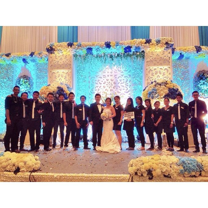 Hendra and Shirley Wedding by Magnifica Organizer - 003