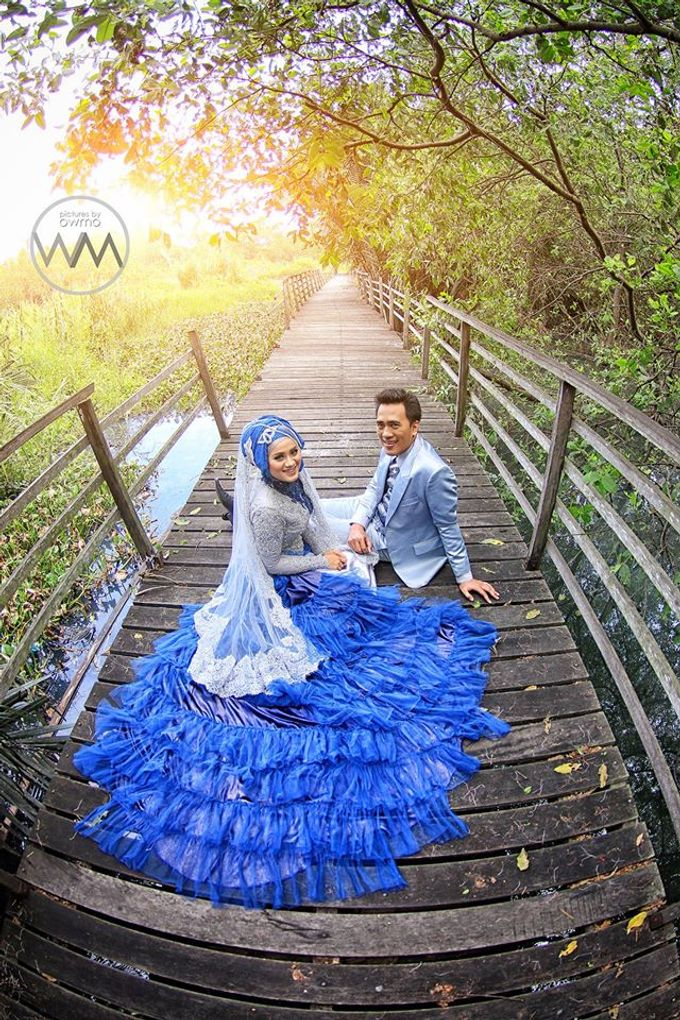 Pre-Wedding Endah & Taufik by pictures by OWMO - 003