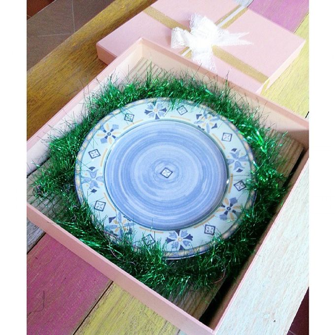 Ceramic Wedding Gift by Simple Kitch - 011