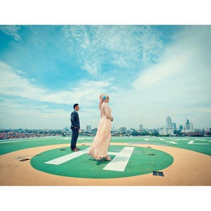 Wedding dik Putri by OCIE Mua - 007