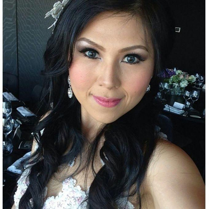 Bridal Makeup by Elly Liana Makeup Artist - 018