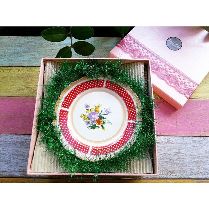 Ceramic Wedding Gift by Simple Kitch - 009