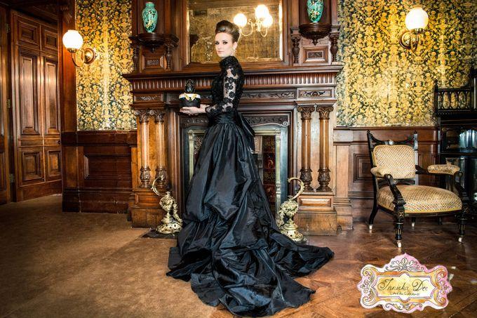 Labassa Mansion Photoshoot by Innicka Dee Cakes - 022