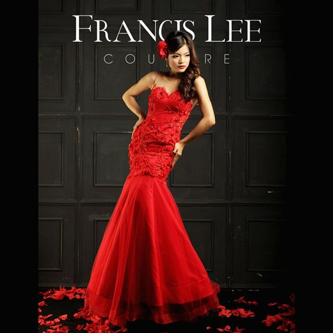 Lady in Red by V-lite Photography - 002