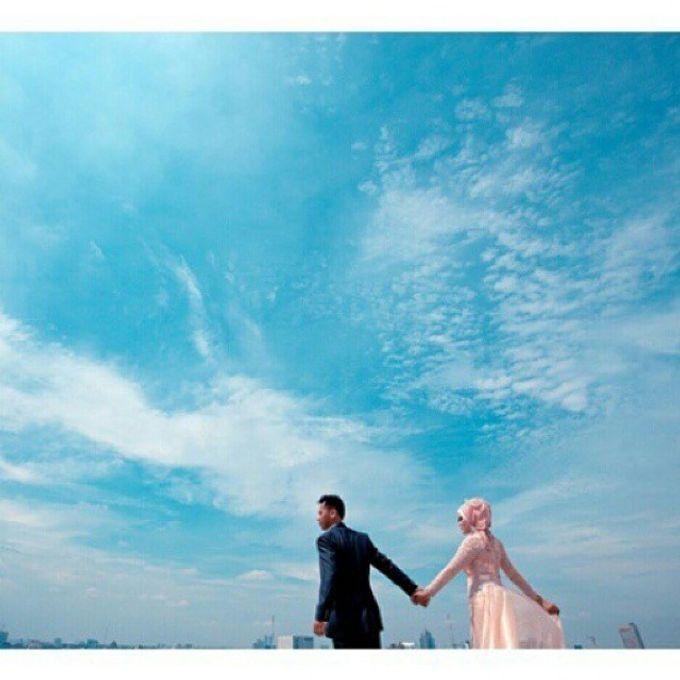 Wedding dik Putri by OCIE Mua - 006