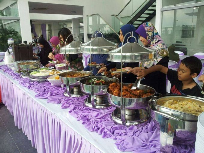 Wedding Reception by Sri Munura Catering Services - 001
