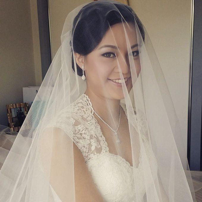 Bridal Makeup by Elly Liana Makeup Artist - 019