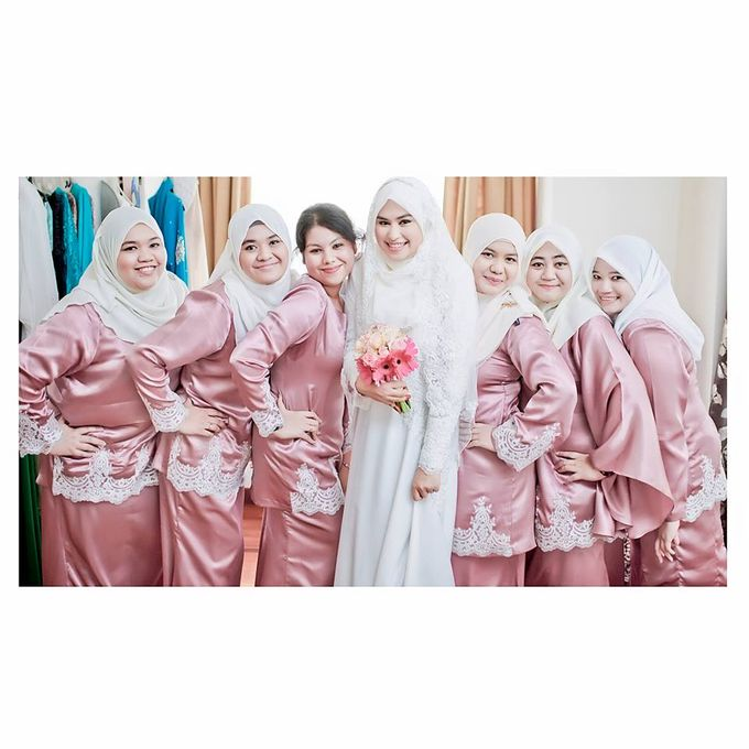 Solemnization of  Calissa & Nasoha by Amalina Tuna Photography - 010