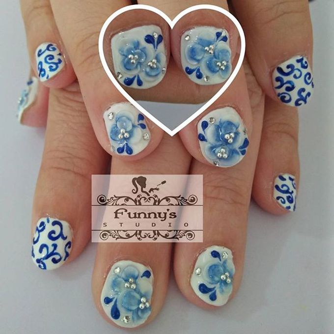 New Project by Funny's Nail art - 029