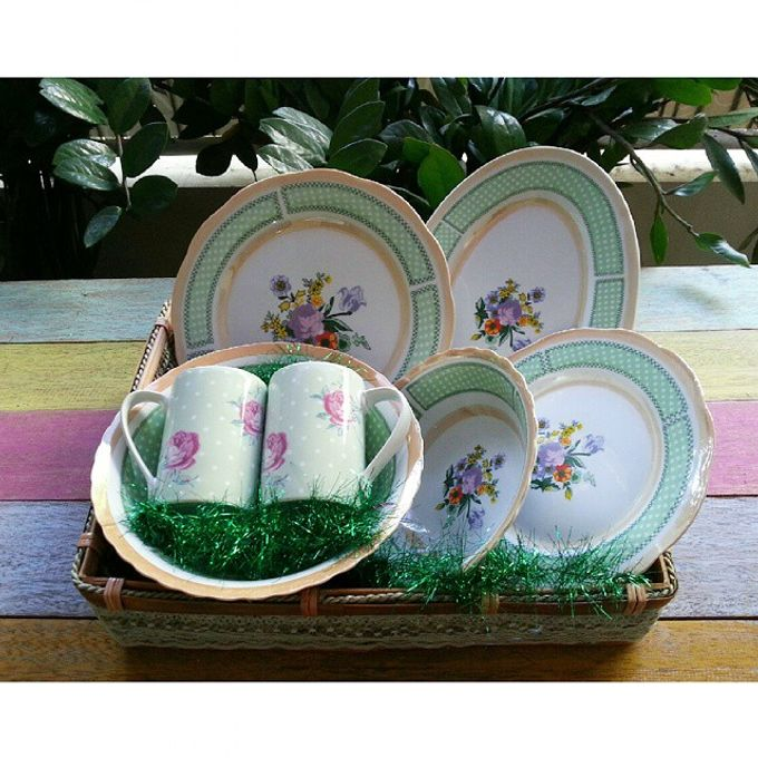 Ceramic Wedding Gift by Simple Kitch - 010