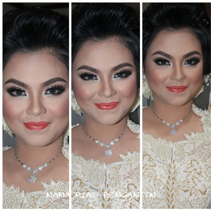 WEDDING KARINA by NANA Rias Pengantin - 002