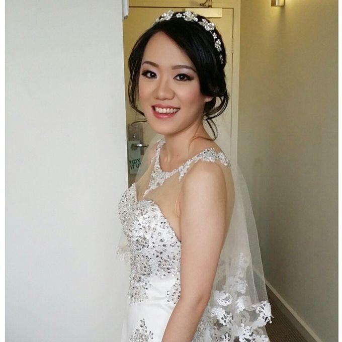 Bridal Makeup by Elly Liana Makeup Artist - 015