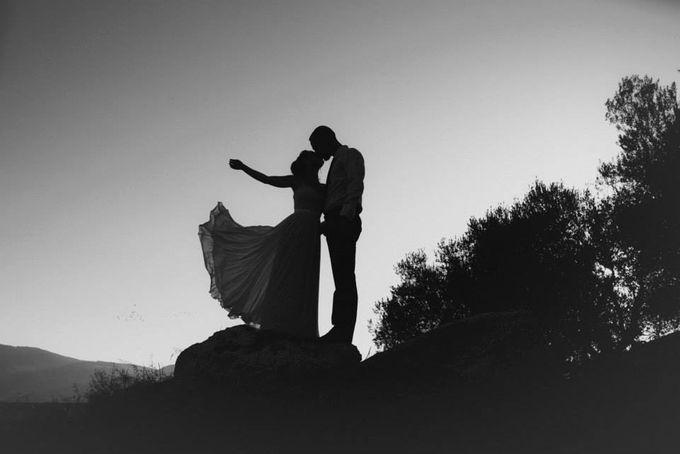 Rustic chic wedding by Lirica - 016