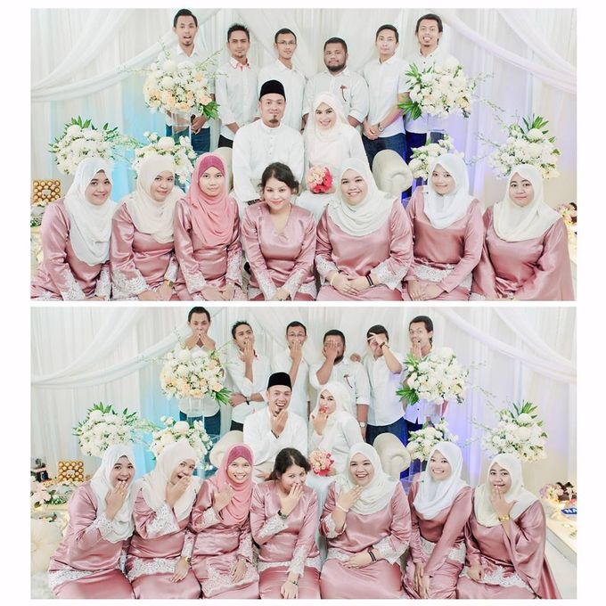 Solemnization of  Calissa & Nasoha by Amalina Tuna Photography - 015