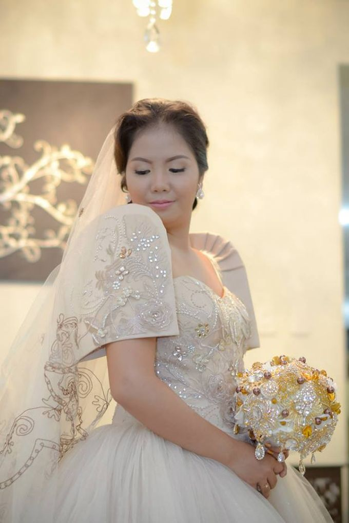 Wedding Gowns 2014-2015 by New Born Moda Fashion Shoppe - 001