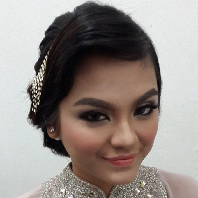 WEDDING KARINA by NANA Rias Pengantin - 005