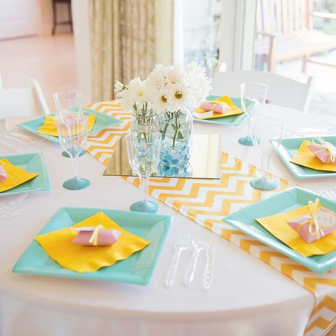 Bridal Shower by Bella Amour Events Hawaii - 005