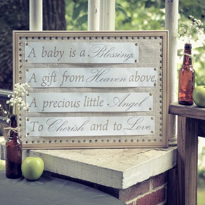 You are the apple of my eye (baby shower) by L&A Event Designs - 005