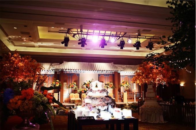 Wedding Decorations by JW Marriott Hotel Jakarta - 004