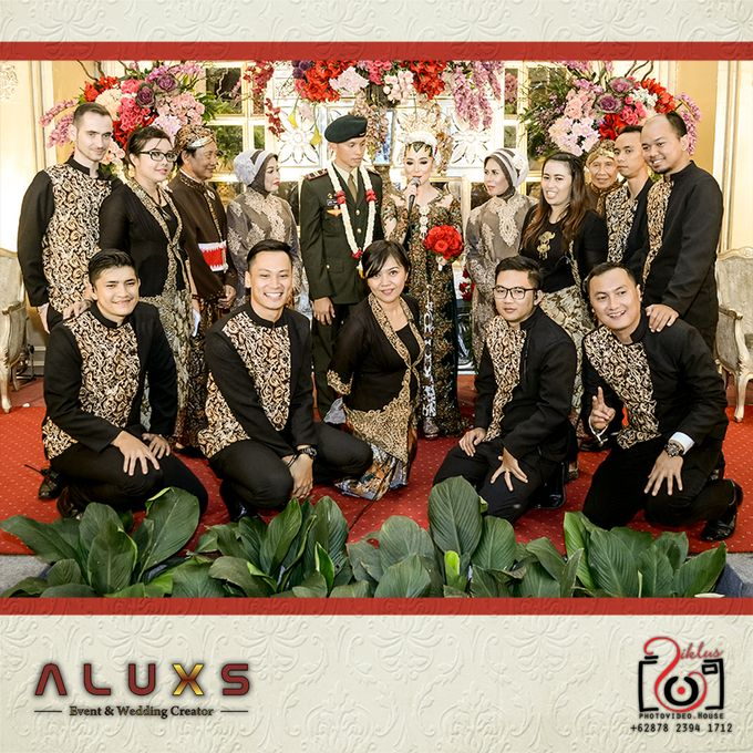 Adat Jawa & Prosesi Pedang Pora by Alux's Event & Wedding Creator - 005