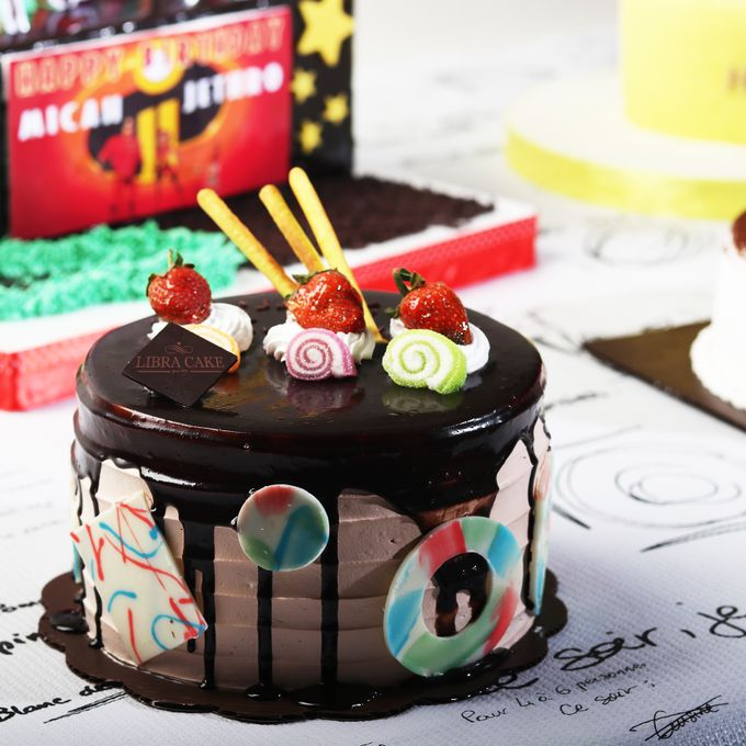 Birthday Cake Part 2 by Libra Cake - 008