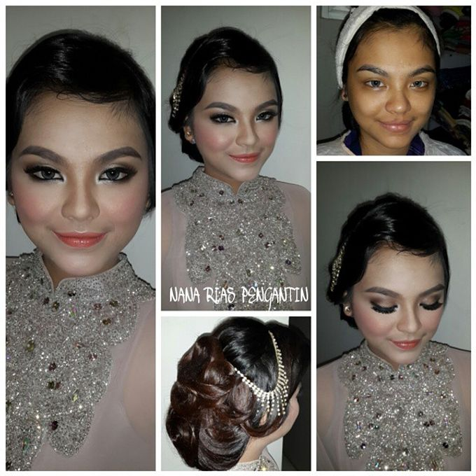 WEDDING KARINA by NANA Rias Pengantin - 004
