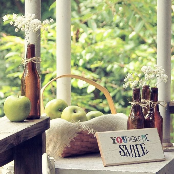 You are the apple of my eye (baby shower) by L&A Event Designs - 007