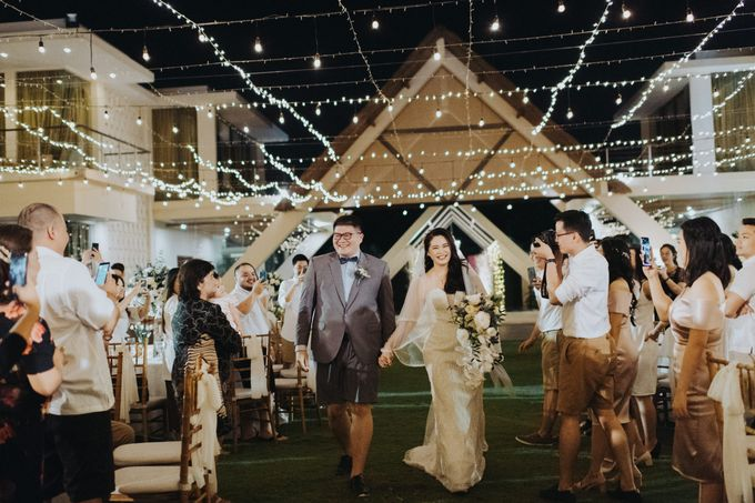 THE WEDDING OF DICKY & ERIKA by Panda Wedding Organizer - 027