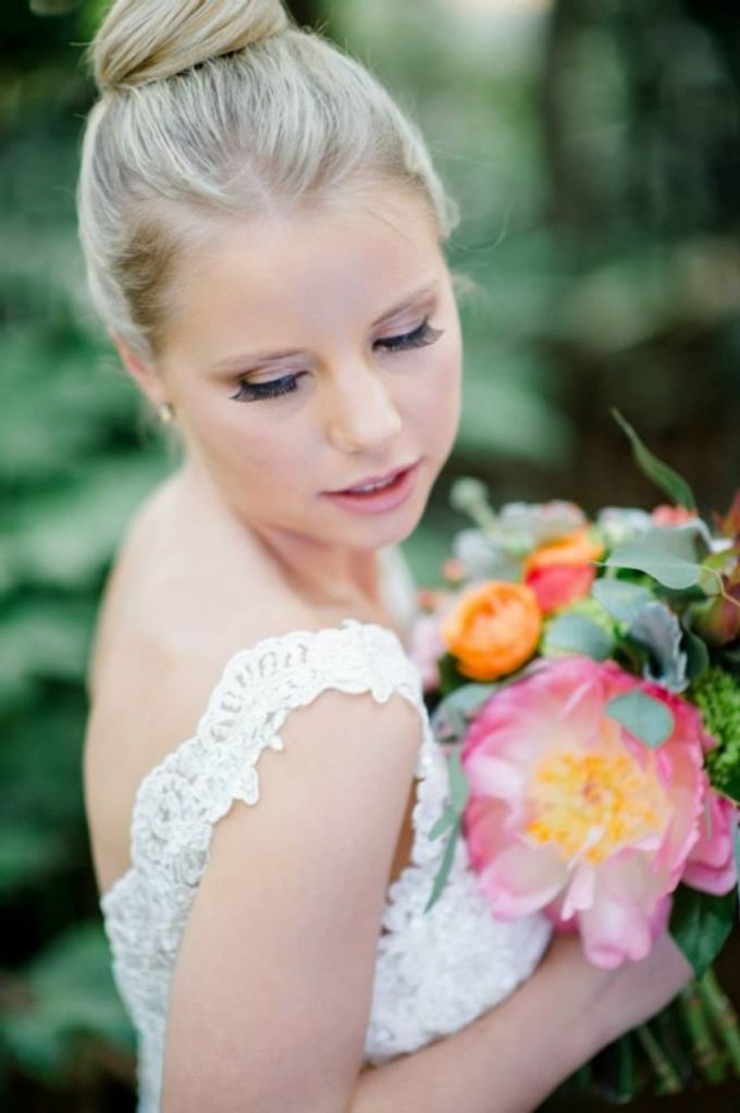 Beautiful Brides by Jessica Woods Makeup - 011